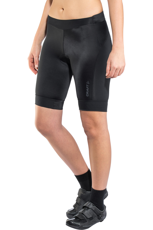Craft Rise Cycling Shorts Women black at Bikester.co.uk 488c0ab6c